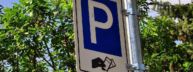 Parkování v Harkány