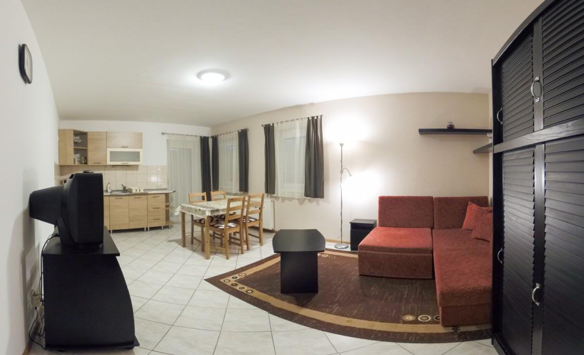 Nové apartmany ZK