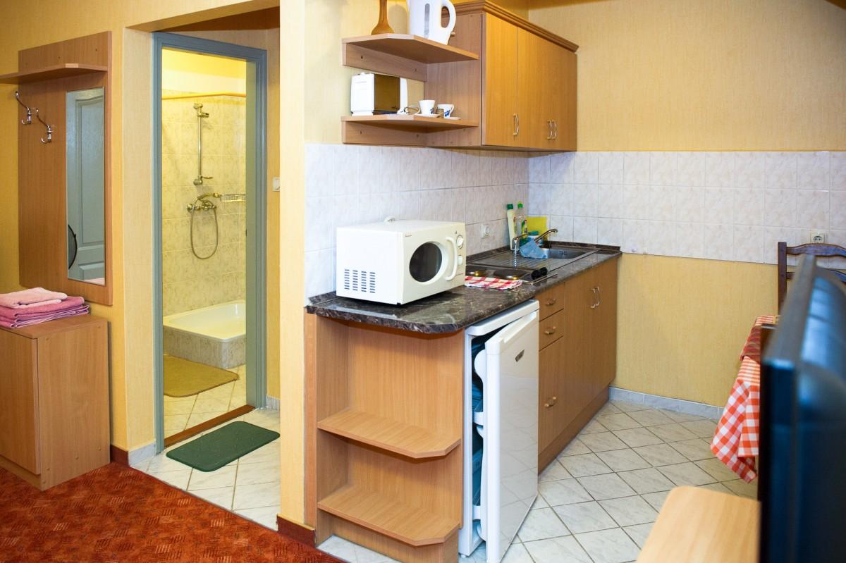 Nové apartmany Bozsak