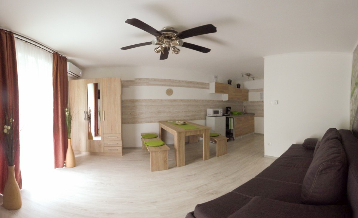 Nové apartmany Orchidea